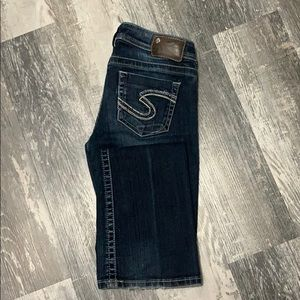 Silver Tuesday Jeans 26/33
